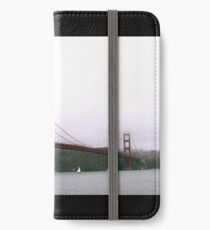 San Francisco, CA. iPhone Wallet