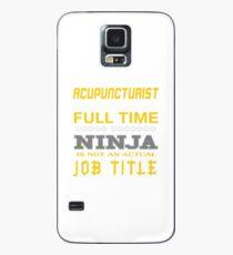 ACUPUNCTURIST BEST DESIGN 2017 Case/Skin for Samsung Galaxy
