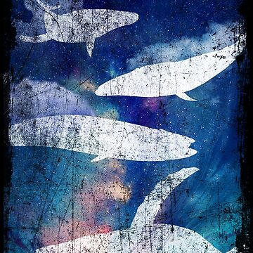 Flying Whales by ScakkoDesign