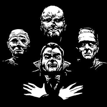 Horror guys-Queen by Karapuz