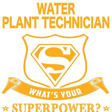 WATER PLANT TECHNICIAN BEST COLLECTION 2017 by mylethao