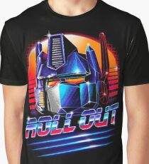 Roll Out Graphic T-Shirt