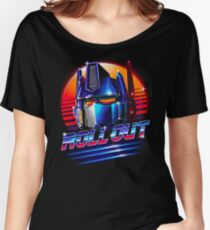 Roll Out Women's Relaxed Fit T-Shirt