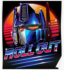 Roll Out Poster