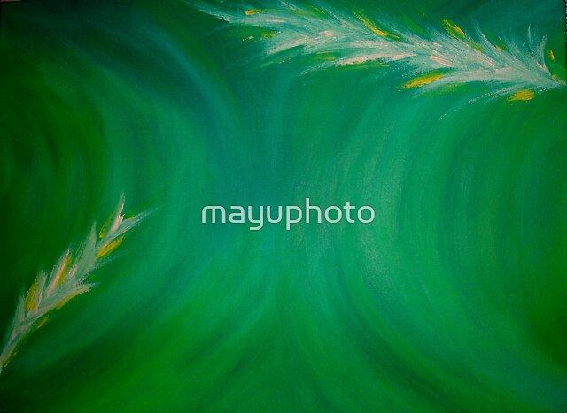 Green thoughts by mayuphoto