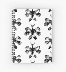 Neuroptera (OwlFly) Spiral Notebook