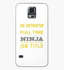 SKI INSTRUCTOR BEST DESIGN 2017 Case/Skin for Samsung Galaxy