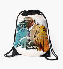 Layne Staley Drawstring Bag