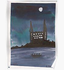 chateau noir Poster