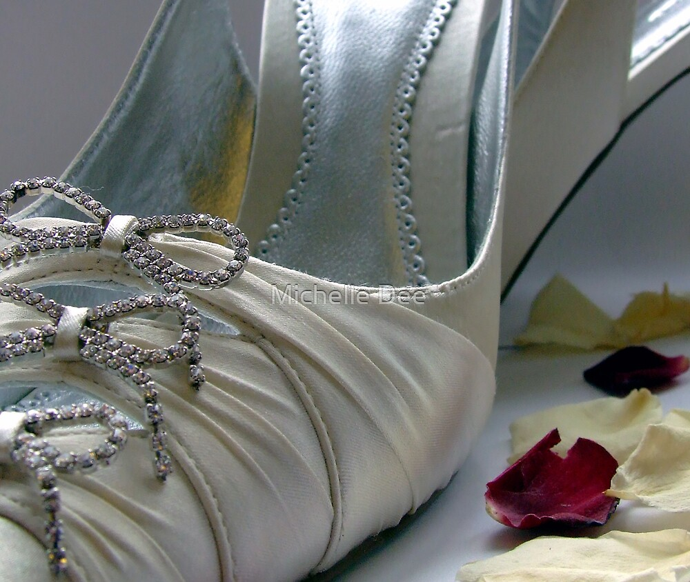 The Wedding Shoes by michelleduerden