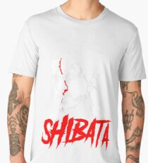 Katsuyori Shibata - Horror T-Shirt Men's Premium T-Shirt