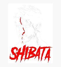 Katsuyori Shibata - Horror T-Shirt Photographic Print