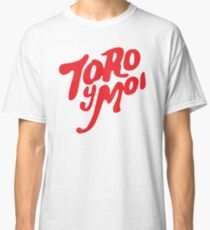 toro y moi logo Classic T-Shirt