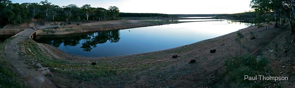South Para Reservoir 2008 by Paul Thompson