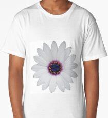 Simplistic Minimalist Flower Photography Long T-Shirt