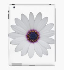 Simplistic Minimalist Flower Photography iPad Case/Skin