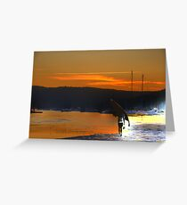 Colours & Light - The HDR Series Greeting Card