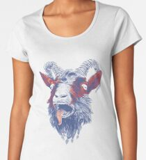 Rock Goat Women's Premium T-Shirt