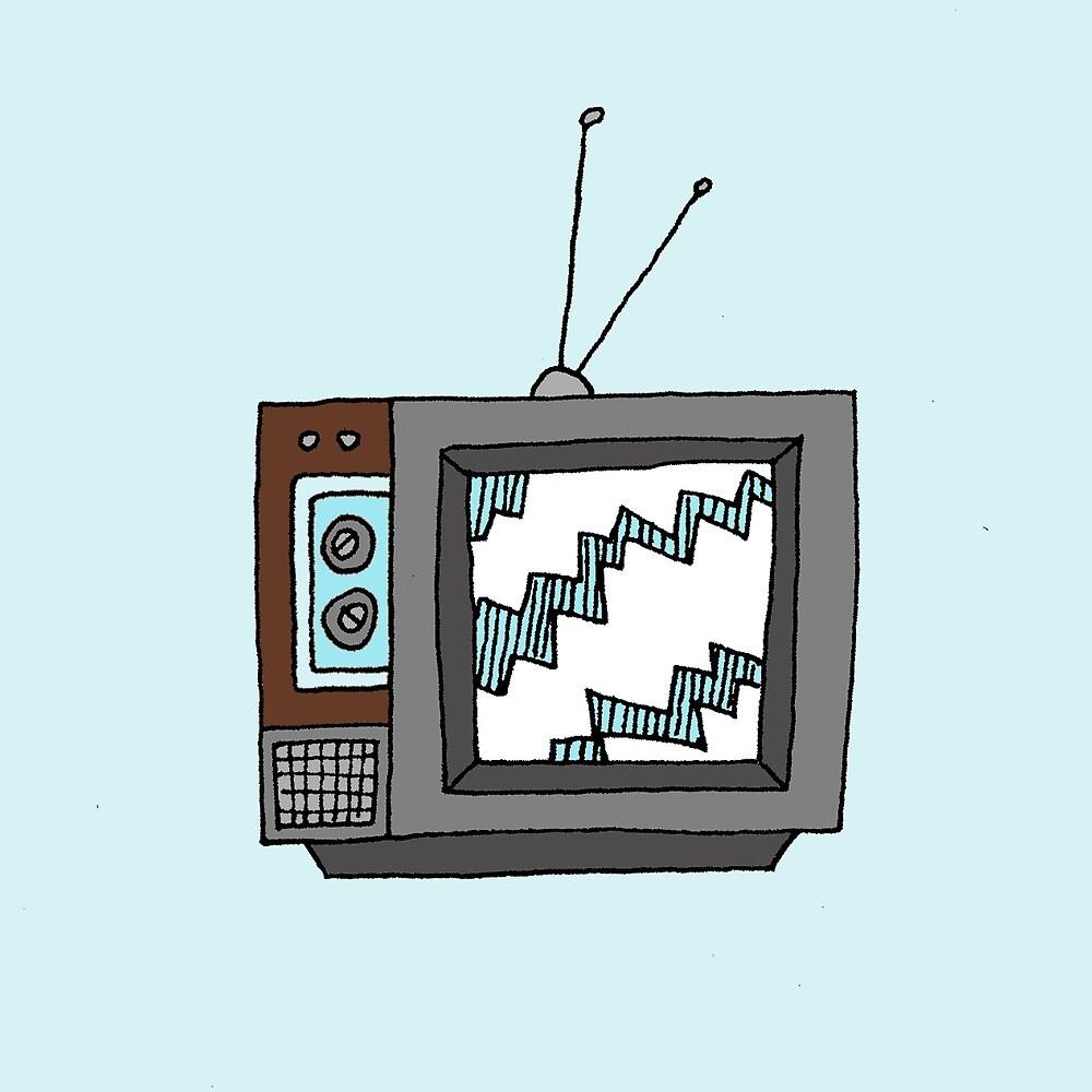 «Retro Television» de Liana Spiro