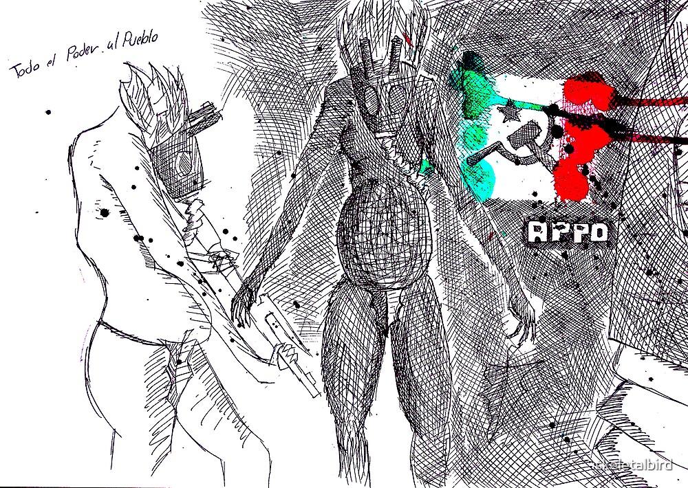 APPO   by skeletalbird