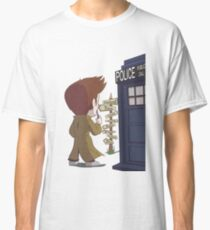 A Doctor's Decision Classic T-Shirt