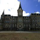 Alma College - Front and Center by Alex L