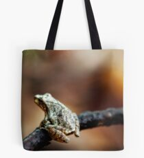perching Tote Bag
