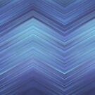 Directional Blue by Stephanie Rachel Seely
