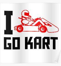 I Go Kart! Poster