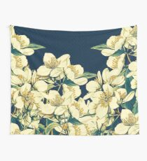 Vintage Garden 16 Wall Tapestry