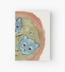 Planting Pussy Willows Hardcover Journal