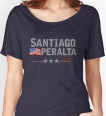 Santiago Peralta  Women's Relaxed Fit T-Shirt