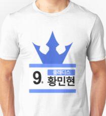 PRODUCE 101 #9 PLEDIS HWANG MINHYUN T-Shirt