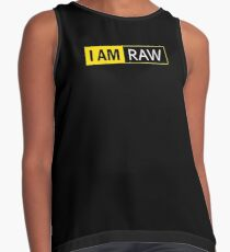 I AM RAW Contrast Tank