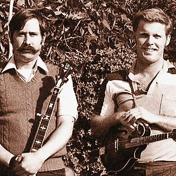 Geoff Bridgland - Paul Thompson (1972 - 1983 - Eleven years, and still playing together in 2008.) by paultho
