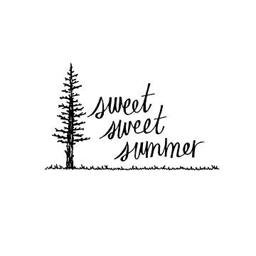 Dulce y dulce verano de spiropaperco