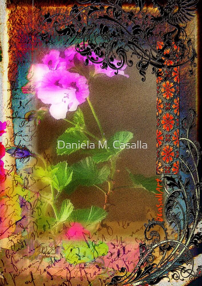 Wild Flowers by Daniela M. Casalla