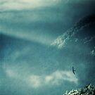 Misty Valley - Lombardia, Italy by Dirk Wuestenhagen