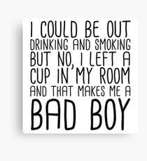badboy Canvas Print