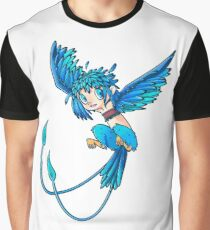 My little Harpy Graphic T-Shirt