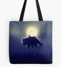 The End of All Things - Night Version Tote Bag