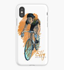 Eddy 'Le Cannibale' Merckx iPhone Case/Skin