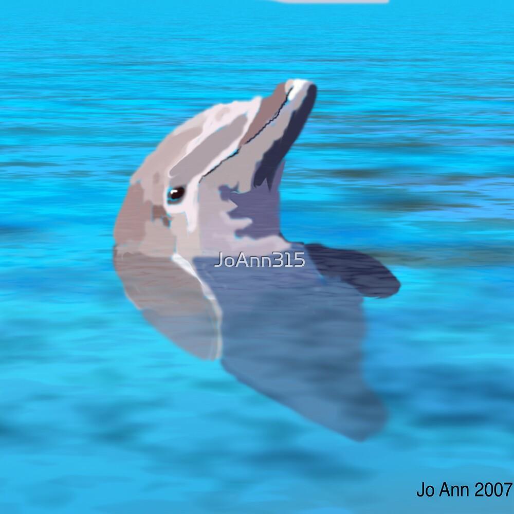 Dolphin by JoAnn315