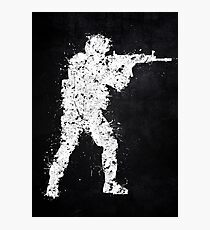 Counter Strike Photographic Print