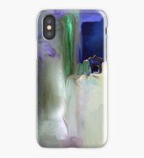 Sapphire Night 2 iPhone Case