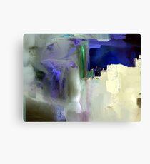Sapphire Night 2 Canvas Print