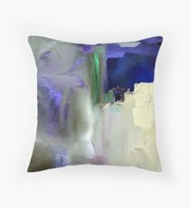Sapphire Night 2 Throw Pillow