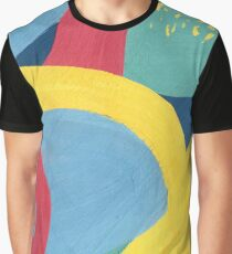 Bright Lines Graphic T-Shirt