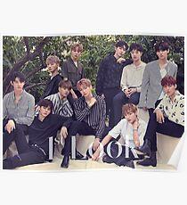 Wanna One (워너원) Poster