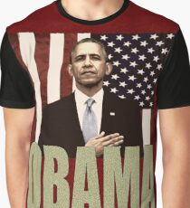 I PLEDGE ALLEGIANCE TO THE FLAG Graphic T-Shirt